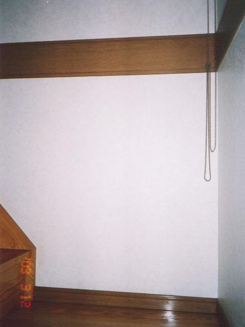 階段手すり施工前4