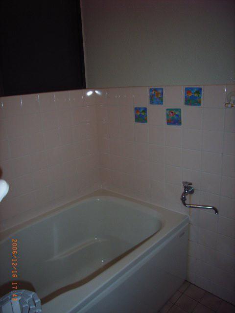 タイル風呂改装後2