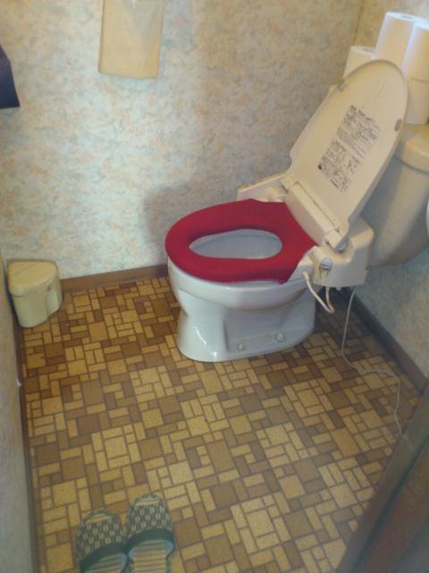 トイレ交換前2