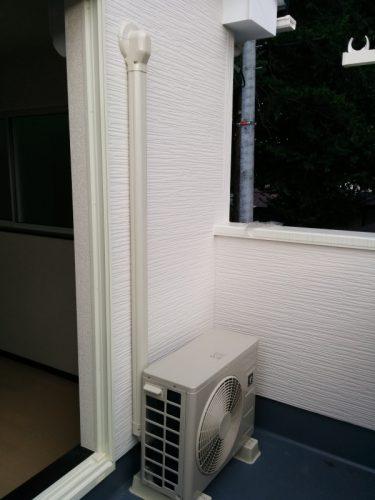 2階南東側洋室エアコン設置後2