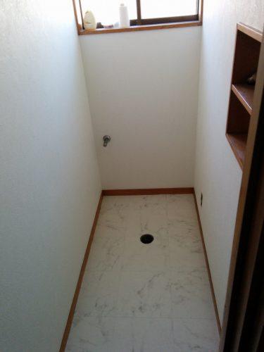 2階トイレ撤去後