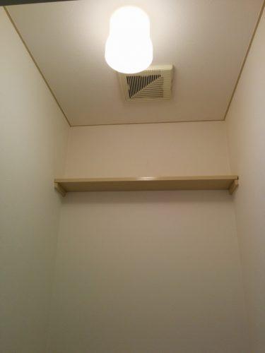 トイレ換気扇交換前2