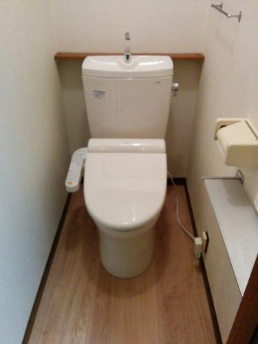 トイレ改修後-ピュアレストQR設置後2