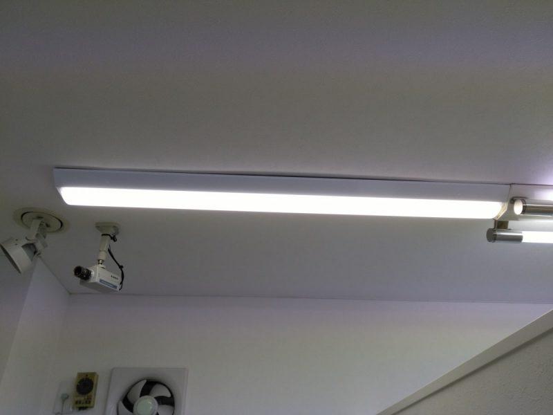 照明交換後1