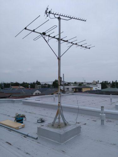 既存UHF&VHFアンテナ