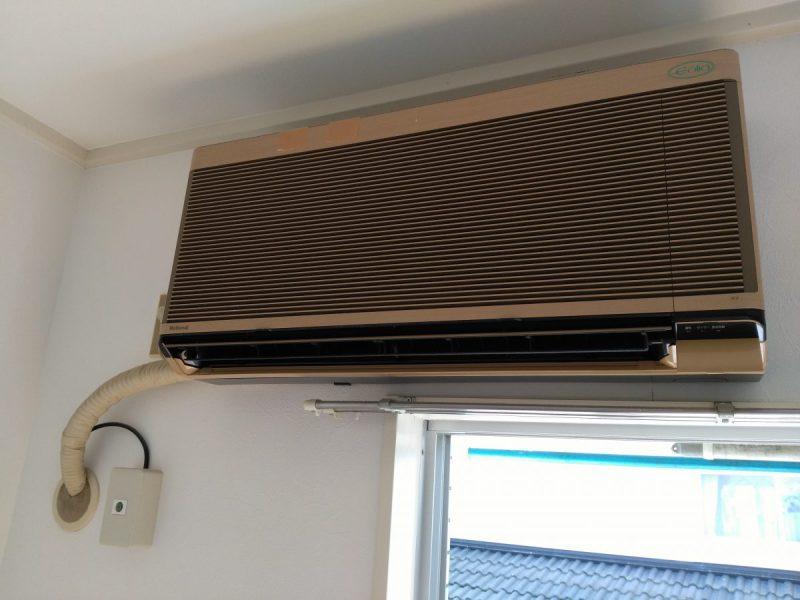 古いエアコンは電気代も高いです