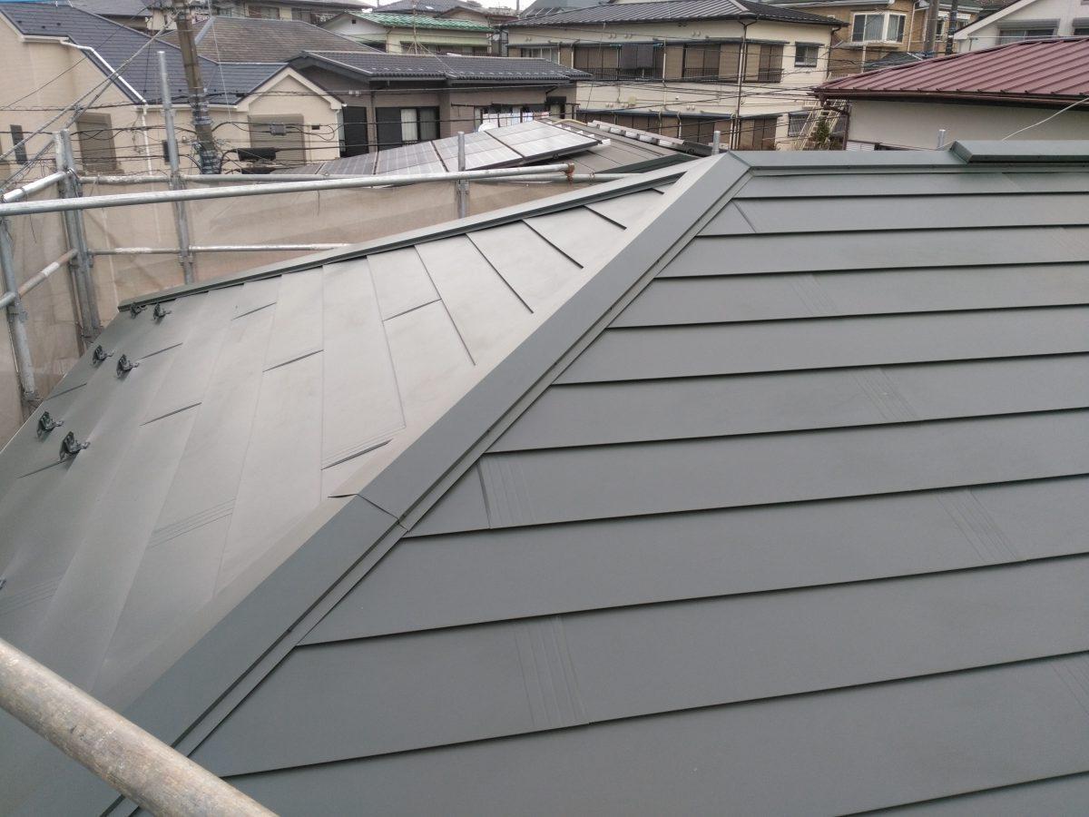 屋根・外壁まわりの施工例一覧