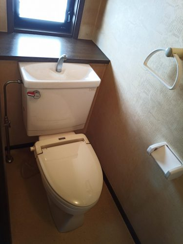 2階トイレ改修前