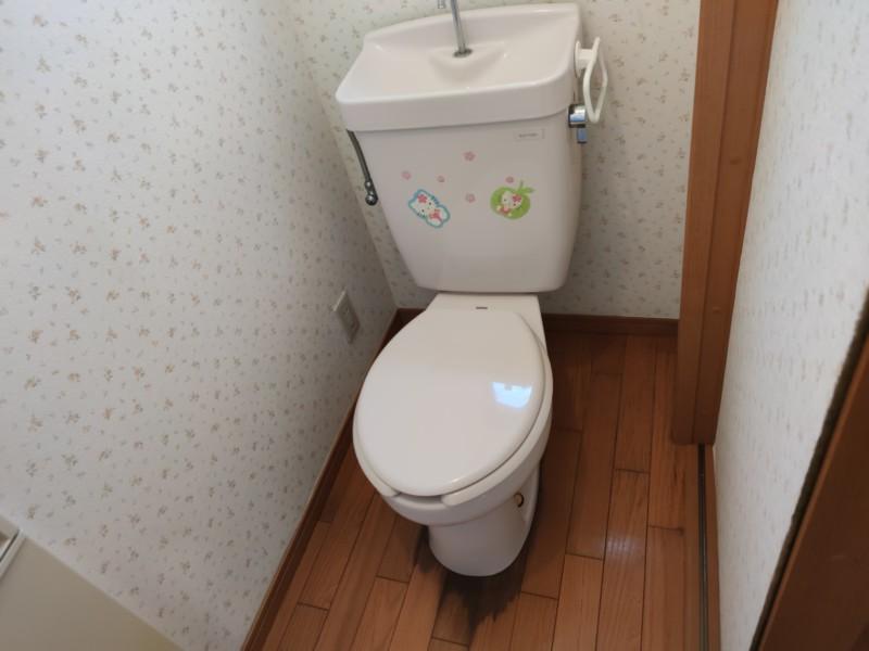 1階トイレ改修前
