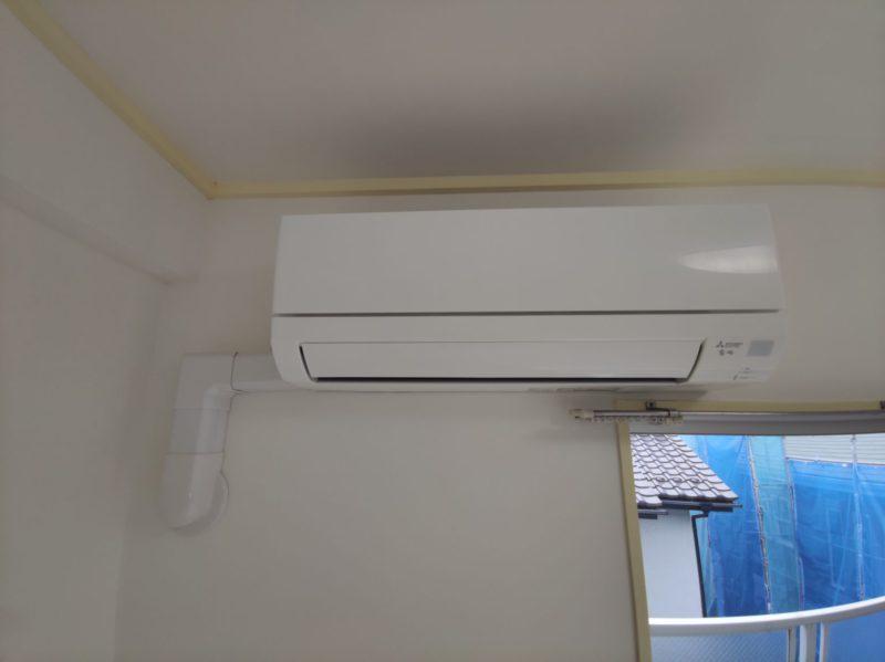 YF306号洋室1エアコン