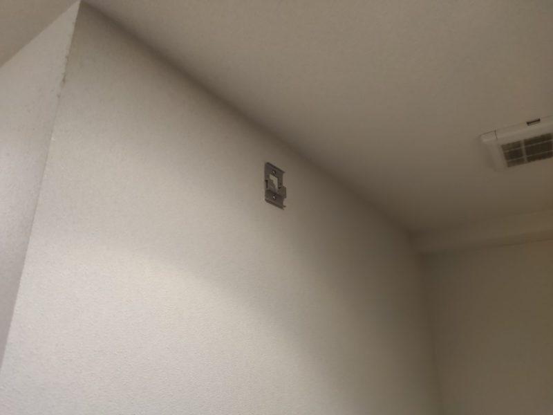 脱衣室Pid4M設置中