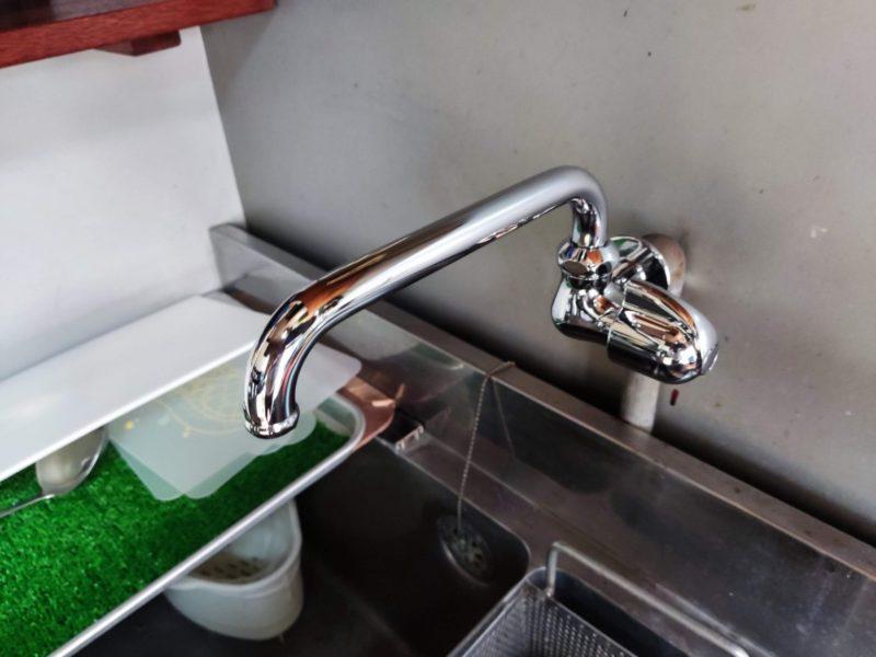 単水栓交換後